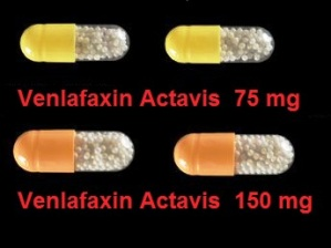 Venlafaxin actavis